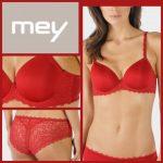 Nieuw: lingerie van Mey!